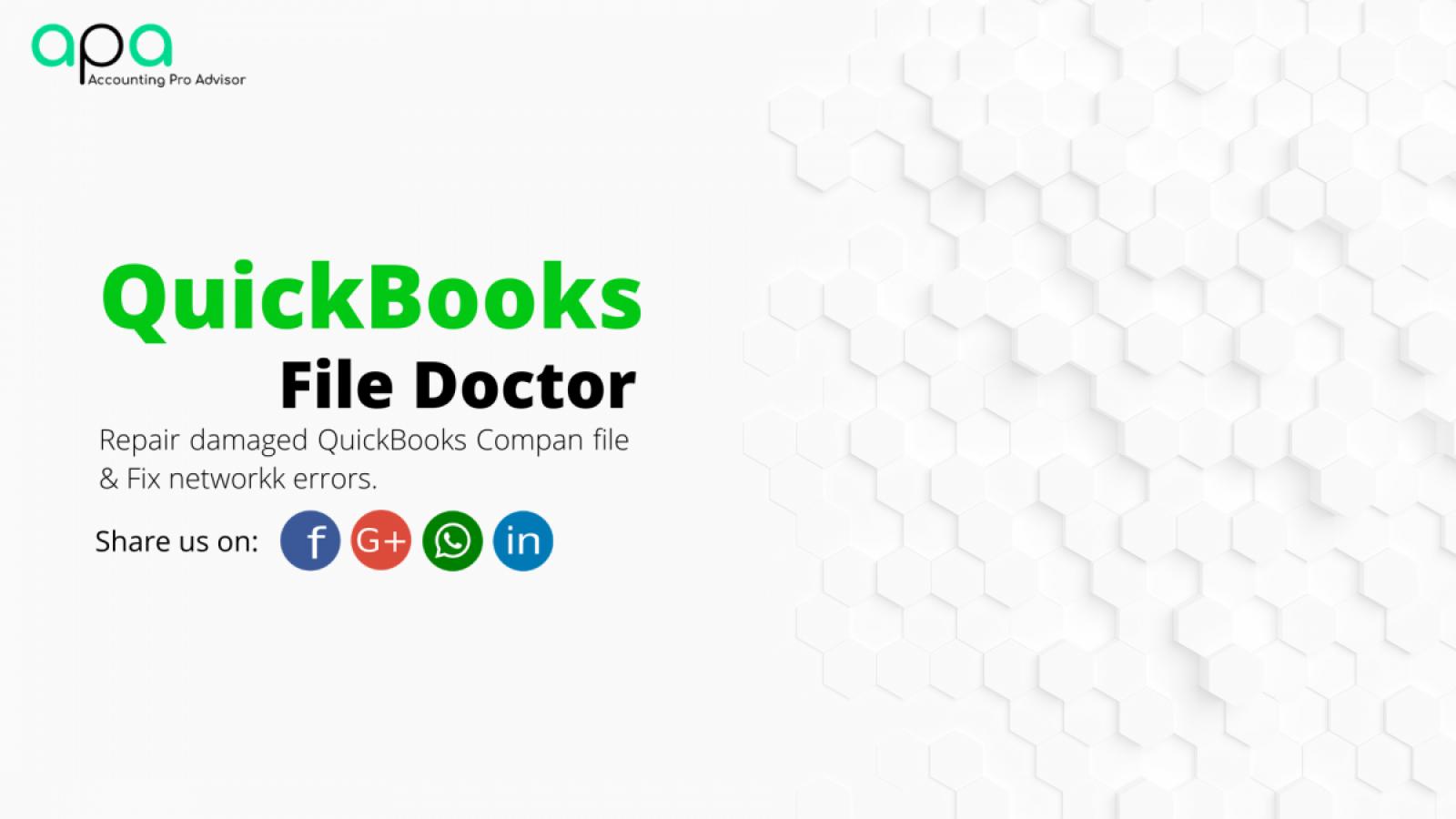 QuickBooks File Doctor (2)