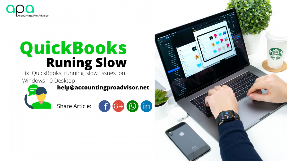 QuickBooks running slow
