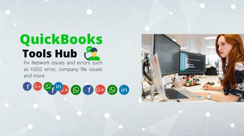 QuickBooks Tools hub